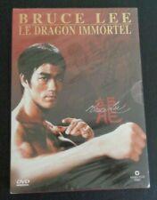 BRUCE LEE Le Dragon Immortel DVD Region 2 New 1999 Free Shipping SEALED