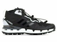 Adidas Mens TERREX SURROUND Hi GORE-TEX GTX WM OUTDOOR HIKING SHOES BLACK DB3007