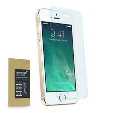 9h Verre Trempé Iphone Se 5 S 5c 5 HD Protecteur D'Écran contre Rayure