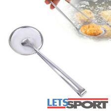 Multifunctional Filter Spoon With Clip Food Kitchen Oil-Frying Salad BBQ Filter