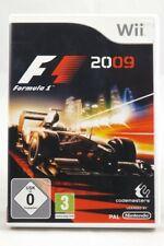 F1 2009 (Nintendo Wii/Wii U) Spiel in OVP - GUT