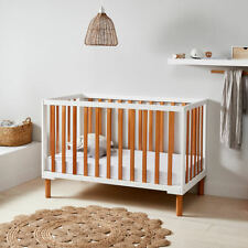 Two Tone Wooden Cot