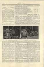 1921 WILE TIN fusione FORNO rennerfelt in diretto ad arco BAILY GRANULARE