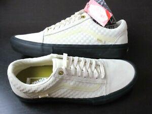 Vans Men's Old Skool Pro Lizzie Armanto Skate Shoes Antique Black Size 7.5 NIB