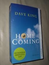 Dave King: Homecoming