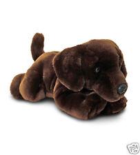 Quilla Marrón Chocolate Labrador Cachorro Perro Juguete Suave Felpa Lindo 30cm SD4580