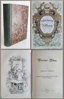 Dresdner Album. Zur Unterstützung der Nothleidenden 1847 - Frontispiz L. Richter