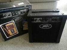 Peavey Max 126 Bass Guitar Amplifier, Nice Shape!
