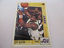 Carte NBA UPPER DECK 1993-94 McDonald's FR #18 Karl Malone Utah Jazz