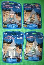 YUBI'S 4 figures National Lampoon's Christmas Vacation MOVIE Griswold CLARK lot