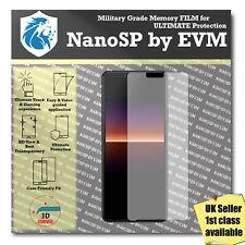 NanoSP Sony Xperia 10 II TPU Screen Protector FILM Curved FIT