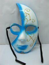 10 Partial Face Mask Dress Up Masks Party Favor Mixed