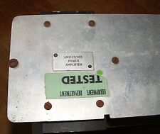 ORIGINALE BBC AM1 / 20 50 WATT AMPLIFICATORE Modulo per il ripristino + istruzioni