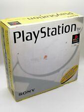 Scatola box PS1 PlayStation 1 originale scph-5502 DualShock primo modello