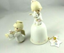3 Precious Moments Items All Vintage