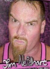 Jim Neidhart Shoot Interview Wrestling DVD, WWE WWF WCW
