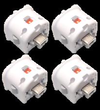 Original Nintendo Wii Motion Plus adaptador para Wii Remote en blanco o funda