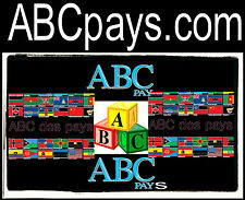 ABC Pays .com Loan Money  Customers To Pay Credit Card Bills Online Domain Name