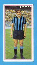 FIGURINA PANINI 1970/71 - INTER - BURGNICH -Rec