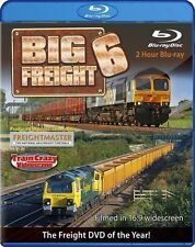 Big Freight 6 - Railway DVD - *Blu-ray* FREIGHTMASTER
