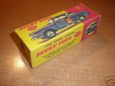 dinky #139 Ford Consul Cortina     BOX ONLY