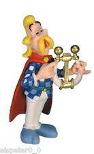Figura De Asterix Troubadix con Arpa 7 cm, Cómic - Carrete Figura
