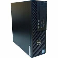 Dell Precision T3420 SFF Workstation 8GB DDR4 500GB m.2 SSD Windows 10 Pro