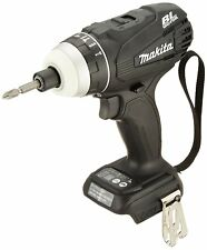 Makita Rechargeable 4 Mode Impact Driver 14.4V Black Body Only TP131DZB
