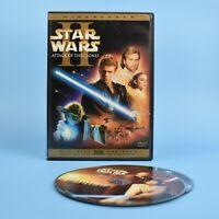 Star Wars - Attack of the Clones - Widescreen 2 DVD - Episode II - Bilingual