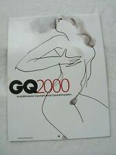 LOT DE 2 CALENDRIERS NEWLOOK ET GQ 2000