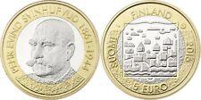5 EURO FINLANDE 2016 UNC - PEHR EVIND SVINHUFUVD 1861 - 1944