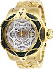 Invicta Reserve 28750 Yellow Gold-Plated 52mm Swiss Automatic Men's Watch