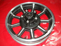 Top Cerchio Ruota Posteriore Wheel Roue Posteriore Honda Goldwing Gl 1200 SC14