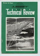 BRUEL & KJOER - TECNICAL REVIEW - Nº 3 - 1964