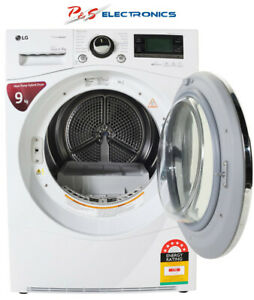 LG 9kg Heat Pump Hybrid Dryer TD-C902H