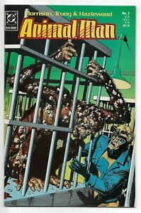 Animal Man #3 DC Comics 1988 VF+