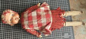 Poupée ancienne tête de porcelaine 250.7/0 Germany Heubach Koppelsdorff 40 cm