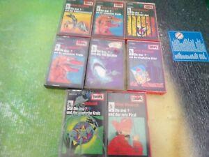 8 X the Three ??? Cassette Mc