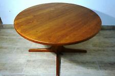 Mid century danish NBM Esstisch Esszimmer Tisch table massiv 120cm scandinavian