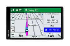 "Garmin DriveSmart 61 LMT-S 6.95"" GPS w/Bluetooth Lifetime Map & Traffic updates"