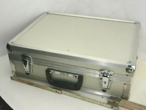 Alu Koffer Kamera Tasche Foto Koffer, für Canon Nikon Sony Fuji ....