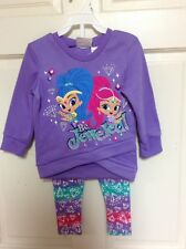 Girls Clothes Toddler Pants And Top Kids Clothing Nickelodeon 4T