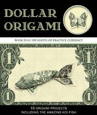 DOLLAR ORIGAMI: 10 Origami Projects Including Amazing Koi Fish by Won Park Book
