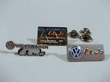 Volkswagen Club, VW Ansteckpins, Pin