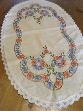 Cotton French Antique Embroidery
