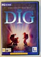 The Dig - LucasArts Classic -  Windows PC CD-ROM Game