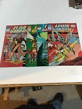 Flash Gordon lot 1-4 1988
