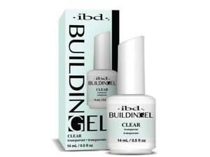 Ibd Builder Gel In The Bottle 0.5oz