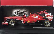 Hotwheels BCK14 Ferrari F138 Fernando Alonso 2nd Formula 1 2013 1:18