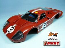MRRC 1:32 COMPLETE SLOT CAR BODY FORD GT40 MKIV LE MANS 1967 - ANDRETTI /BIANCHI